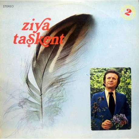 ZİYA TAŞKENT TÜRK SANAT MÜZİĞİNDEN SEÇMELER 2 1979 LP.