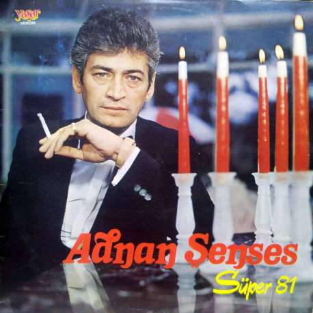ADNAN ŞENSES SÜPER 81 LP.