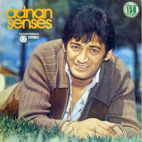 ADNAN ŞENSES 1976 LP.