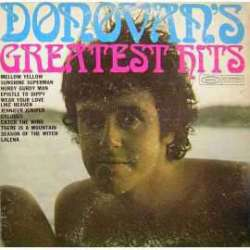 DONOVANS GREATEST HITS LP