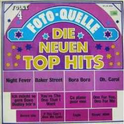 DIE NEUEN TOP HITS FOLGE 4 KARMA POP LP