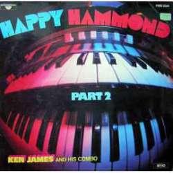KEN JAMES AND HIS COMBO HAPPY HAMMOND PART 2 LP
