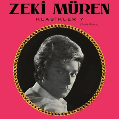 ZEKİ MÜREN KLASİKLER-7 LP.