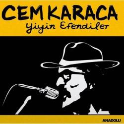CEM KARACA YİYİN EFENDİLER LP.