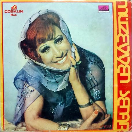 MÜZEYYEN SENAR 1977 LP.