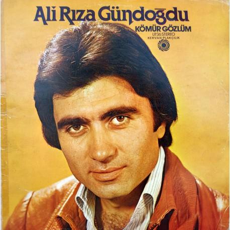 ALİ RIZA GÜNDOĞDU KÖMÜR GÖZLÜM 1978 LP.