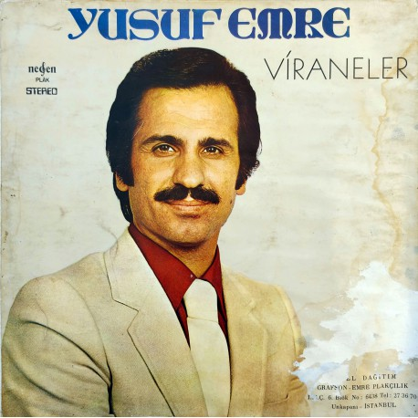 YUSUF EMRE VİRANELER 1980 LP.