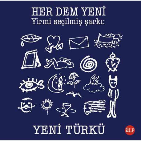 YENİ TÜRKÜ HER DEM LP.