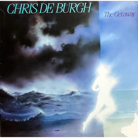 CHRIS DE BURGH THE GETAWAY 1982 LP.