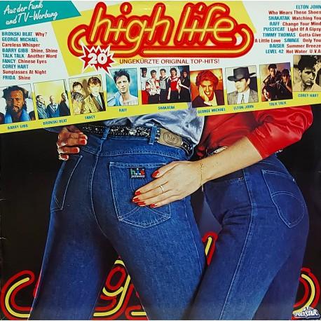HIGH LIFE 1984, 80'ler KARMA LP.
